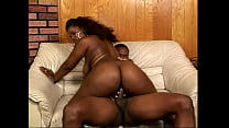 Nubian Princess #3 - Black pimp has new girls who want to work in his stables of ebony bitches