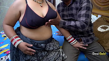 Devar Came Home And Fuck The Bhabhi || Indian Sex With Clear Hindi Audio