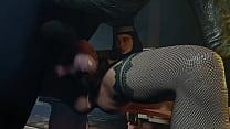 animation werewolf monster sex human