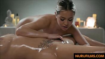 erotic massage lesbian sex 6 min