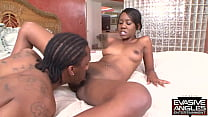 EVASIVE ANGLES My Stepbrother Fucked Me. Nina's gotten to be really good fucking, but she still has a hard time taking a black cock all the way in to her pussy.