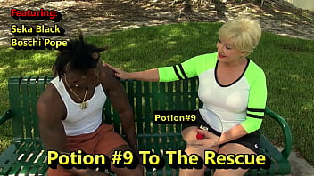 Potion  #9 To The Rescue
