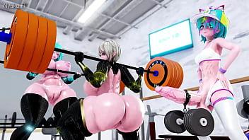 Lewd Gym