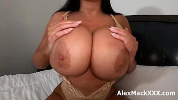 Sex w/ Sybil Stallone. Amazing Butt & Huge Tits 5 min