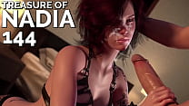 TREASURE OF NADIA #144 • Redhead Tasha sucks a big dick
