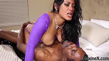 Asian Mom MaxineX Says No To Vaginal And Yes To Oral And Anal! Damn!
