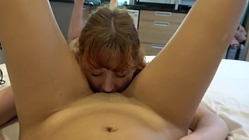 Susy & Abigail Enjoy Some Lesbian Fun