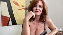 Step Mom Lets Me Just Put the Tip in - Andi James 11 min