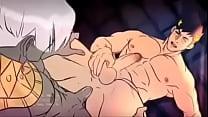 Hades and Zagreus sex