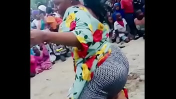 African Donky Tribal Booty 18 sec