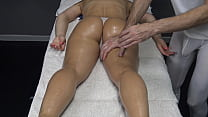 Hot Ass Milf Tease & Denial in Massage Room