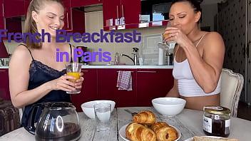 Breakfast With Cayenne Klein And Cassie Del Isla