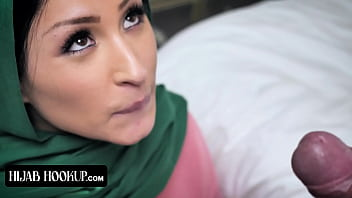 Shy But Curious - Hijab Hookup New Series By TeamSkeet Trailer