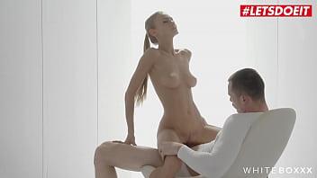 LETSDOEIT - #Nancy A - Seductive Ukrainian Blondie Got Her Pussy Drilled By Martin