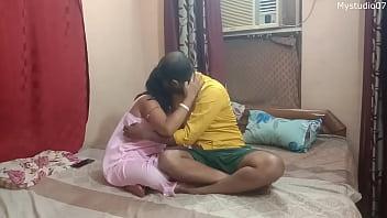 Desi romantic vhabi sex in desi style, Homemade with clear hindi audio!!