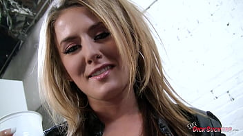 Tiny Sheena Shaw and her sloppy head game means big pop shot!