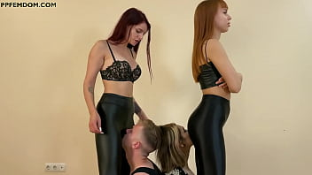 Group Female Supremacy - Ass Worship, Pussy Worship Femdom and Lezdom