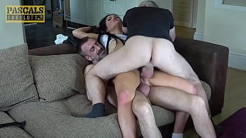PASCALSSUBSLUTS - Sub Evangeline Love Fucked By Pascal White