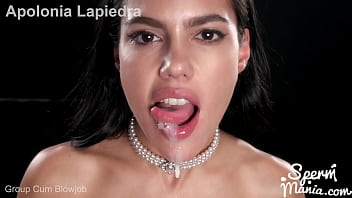 93 Cumshots with Apolonia Lapiedra