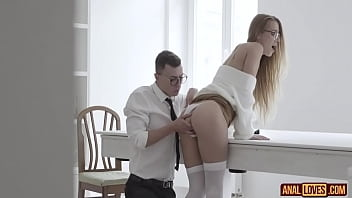 Alexis Crystal In Lusty Anal Session