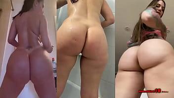 Compilation of 31 Big Ass Hot Girls On Split Screen