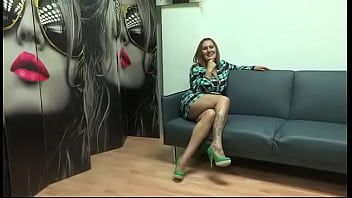 She's back! Nuria the ULTIMATE MILF comes to be shafted by our biggest cock