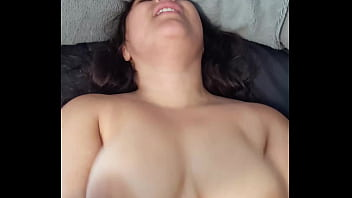 Latina Pussy Destroyed by Neighbor 16 sec