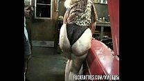 Mechanics Gangbangs Blonde BBW