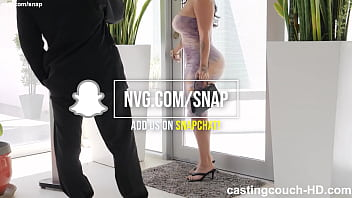 Latina with GIANT perfect ass fucks her way into a fake rap video