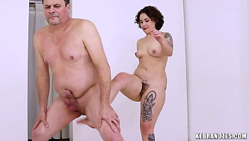 Ultra Hard Audition with Angry BBW - Rave Girl