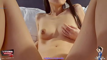 June Liu 刘玥 / SpicyGum - Chinese Girl in an Hotel Room got creampied [JL 116]