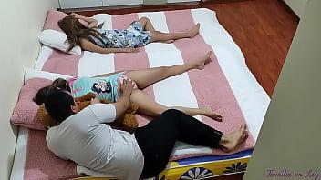Me Folle a mi Hijastra mientras mi Esposa estaba Descansamdo - El Dia en que me Aproveche de la Debilidad de mi Hijastra