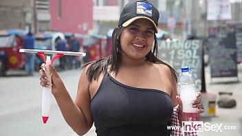Venezolana de 18 años sorprendida por morboso desconocido