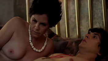 Horny step mom and son hot sex 10 min