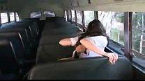 School Girl Fucking in Bus