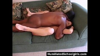 Begging Teen Wants Big Black Cock