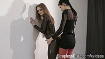Maria Pie Can Barely Sit Still for Her Realdoe Fucking