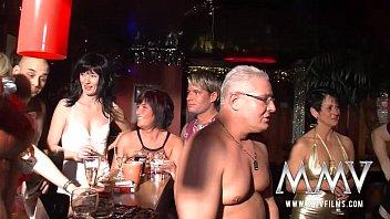 MMV Films wild German mature swingers party 13 min