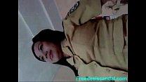 Indonasian Women Officer Sucking n Riding Superior's