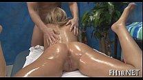 Massage fucking porn