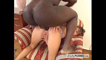 Interracial couple enjoying hard sex BMP-3-02
