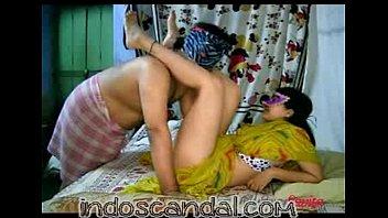 Indian wife Savita damaged on cam