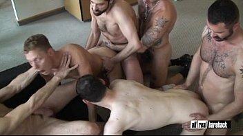 Hotel Room Orgy Pt. 1