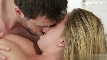 Horny girl   cum kiss