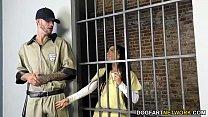 Ebony Priya Price enjoys threesome in prison