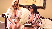 Shyla Stylez and Alexis Amore Enjoy Sex