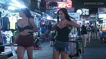 Japanese Red Light District VS. Thailand Sex Tourism