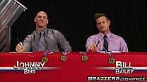 Brazzers - (Brandi Love, Diamond Jackson, Jewels Jade, Kendra Lust, Bill Bailey, Johnny Sins) - Miss Titness America