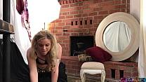Caught webcaming while babysitting - Erin Electra