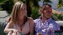 Newbie couple embraces the crazy swingers lifestyle